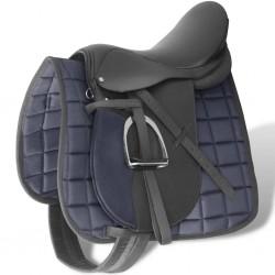 vidaXL Toallas de sauna 5 uds algodón blanco 450 g/m² 80x200 cm