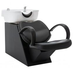 vidaXL Mesita de noche de madera maciza de acacia 40x40x50 cm