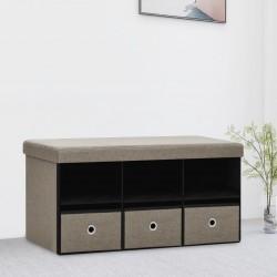 vidaXL 4 Tubos acero estructural cuadrados sección caja 1m 40x40x2mm