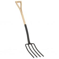 vidaXL 6 Tubos acero estructural rectangular caja 1 m 30x20x2 mm