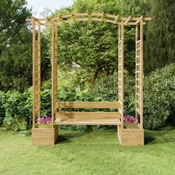 vidaXL Lámpara de pared de Navidad LED y Papa Noel rojo 40x27x45 cm