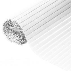 vidaXL Árbol de Navidad con nieve y base de paraguas PVC negro 190 cm