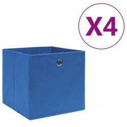 vidaXL Árbol de Navidad artificial plegable PET dorado 150 cm
