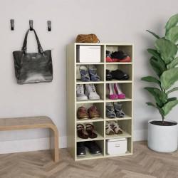 vidaXL Árbol de Navidad artificial con soporte negro PVC 180 cm