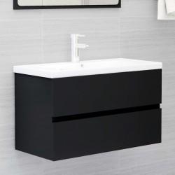 vidaXL Árbol de Navidad artificial con soporte plateado PET 152 cm
