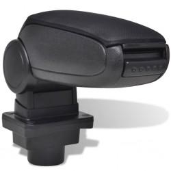 vidaXL Puerta de jardín de metal gris antracita 5x1,5 m