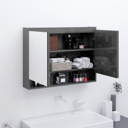 vidaXL Puerta de jardín metal gris antracita 4x1,75 m