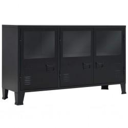 vidaXL Silla gaming de cuero sintético azul