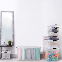 vidaXL Barras de canal de aluminio perfil en U 2 m 4 uds 10x10x2mm