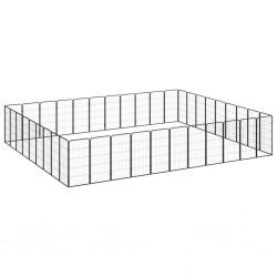 vidaXL Árbol de Navidad artificial con soporte verde PVC 150 cm