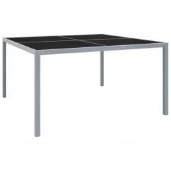 vidaXL Árbol de Navidad artificial con soporte verde PVC 240 cm