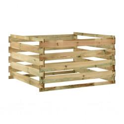 vidaXL Biombo divisor de 3 paneles gris antracita 120x180 cm
