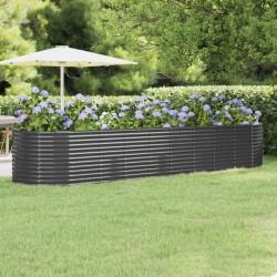 vidaXL Biombo divisor de 3 paneles blanco 150x180 cm