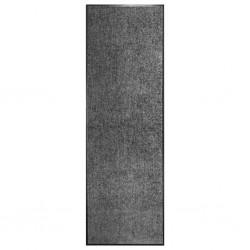 vidaXL Biombo divisor de 3 paneles gris antracita 150x180 cm