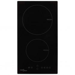 vidaXL Biombo divisor de 4 paneles marrón 200x180 cm