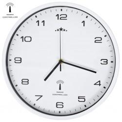 vidaXL Árbol de Navidad artificial con macetero PE blanco 90 cm