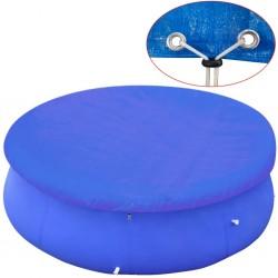 vidaXL Árbol de Navidad artificial con ramas gruesas PVC verde 210 cm