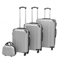 vidaXL Árbol de Navidad artificial con ramas gruesas PVC verde 240 cm