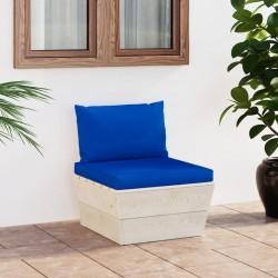 Willex Chaqueta y pantalón impermeables talla XXL azul y negro 29147