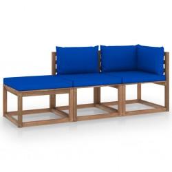 Willex Funda de montura de bicicleta de piel de oveja gris 30135