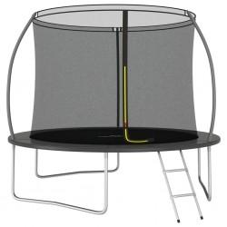 vidaXL Tubo acero inoxidable cuadrado caja 2 uds V2A 1m 15x15x1,5mm