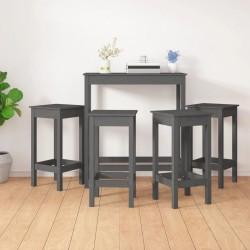 vidaXL Cajas de almacenaje con tapa 10 uds tela crema 32x32x32 cm