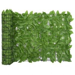 vidaXL Árbol de Navidad artificial con nieve PVC verde 150 cm