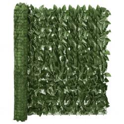 vidaXL Árbol de Navidad artificial con nieve PVC verde 180 cm