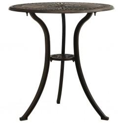 vidaXL Medio árbol de Navidad artificial con soporte blanco PE 120 cm