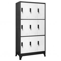 vidaXL Árbol cono de Navidad 400 LED blanco cálido decoración 100x360 cm