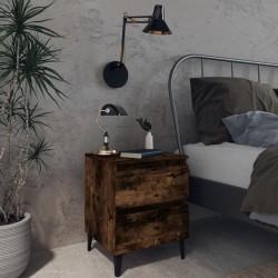 vidaXL Luz LED para acuario con abrazaderas azul y blanco 90-105 cm