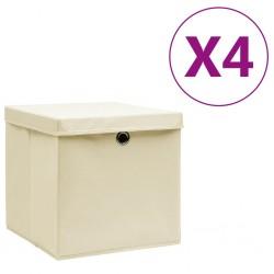 vidaXL Lavabo de cuarto de baño redondo cerámica gris claro