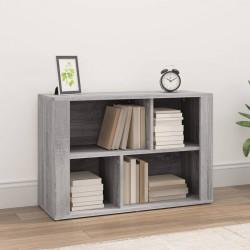 vidaXL Estructura de cama con mesitas de noche madera acacia 160x200cm