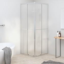 vidaXL Lavabo de cuarto de baño redondo cerámica rosa mate