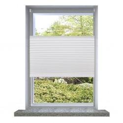 vidaXL Lavabo colgado pared antidesbordamiento cerámica azul claro