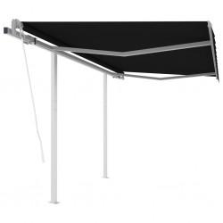 vidaXL Lavabo de lujo ovalado cerámica verde oscuro mate 40x33 cm