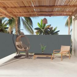 vidaXL Lavabo de lujo ovalado cerámica gris claro mate 40x33 cm