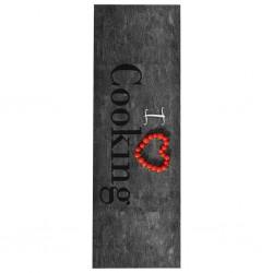 vidaXL Lavabo de lujo redondo cerámica azul oscuro mate 40x15 cm