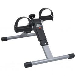 vidaXL Árbol de Navidad artificial con soporte blanco PE 180 cm