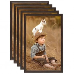 vidaXL Puerta de ducha de vidrio templado 100x178 cm