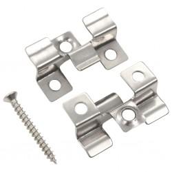 vidaXL Puerta de ducha de vidrio templado esmerilado 100x178 cm