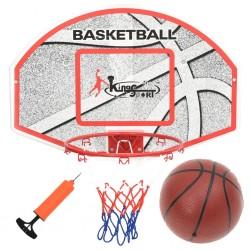 vidaXL Lavabo lujoso con rebosadero cerámica azul oscuro 58,5x39cm