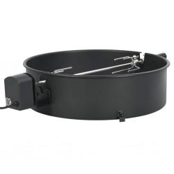 vidaXL Lavabo de lujo con grifo cerámica 60x46 cm azul claro