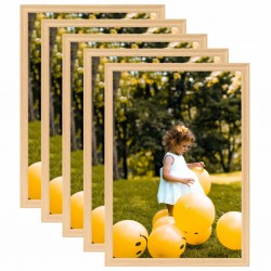 vidaXL Mueble bar de bola del mundo madera de eucalipto blanco