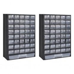 vidaXL Puerta de valla del jardín de acero gris antracita 4x1,25 cm