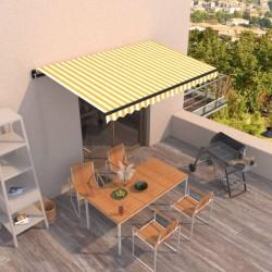 vidaXL Lavabo lujo con rebosadero cerámica rosa mate 36x13 cm