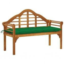 vidaXL Lavabo lujo con rebosadero cerámica verde oscuro mate 36x13 cm