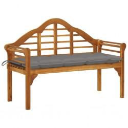 vidaXL Lavabo de lujo cerámica marrón oscuro mate 41x30x12 cm