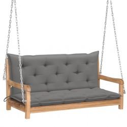 vidaXL Lavabo lujoso con rebosadero cerámica verde claro 58,5x39cm