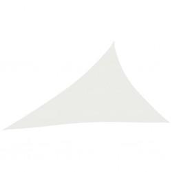 vidaXL Lámpara de trípode madera maciza de teca gris y blanca 141 cm